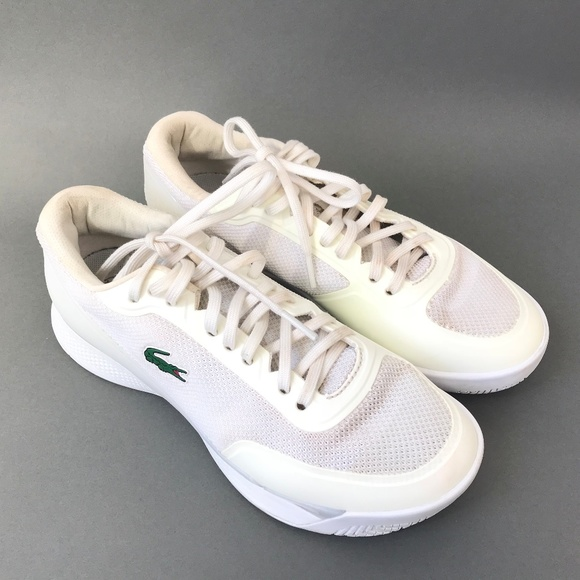 1f8530791688 Lacoste Shoes - Lacoste Womens White Tennis Sneakers